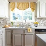Makeover Your Kitchen Cabinets for More Storage And More Floor Space 47