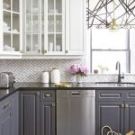 Makeover Your Kitchen Cabinets for More Storage And More Floor Space 50
