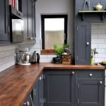Makeover Your Kitchen Cabinets for More Storage And More Floor Space 53