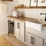Makeover Your Kitchen Cabinets for More Storage And More Floor Space 55