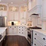 Makeover Your Kitchen Cabinets for More Storage And More Floor Space 58