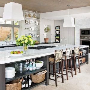 All around Designed House With Kitchen Storage 29