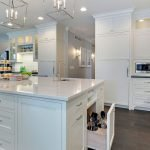 All around Designed House With Kitchen Storage 150