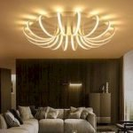 LED Ceiling Light Decoration Ideas For Home 52