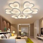 LED Ceiling Light Decoration Ideas For Home 63