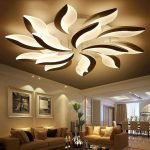 LED Ceiling Light Decoration Ideas For Home 90