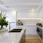 Stunning Minimalist Kitchen Decoration Ideas 201