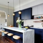Stunning Minimalist Kitchen Decoration Ideas 17