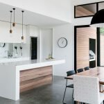 Stunning Minimalist Kitchen Decoration Ideas 24