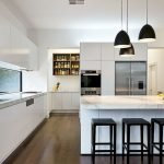 Stunning Minimalist Kitchen Decoration Ideas 26