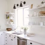 Stunning Minimalist Kitchen Decoration Ideas 30