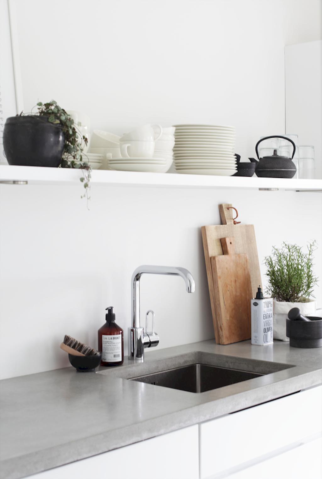 Minimalist Kitchen073