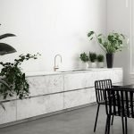 Stunning Minimalist Kitchen Decoration Ideas 37