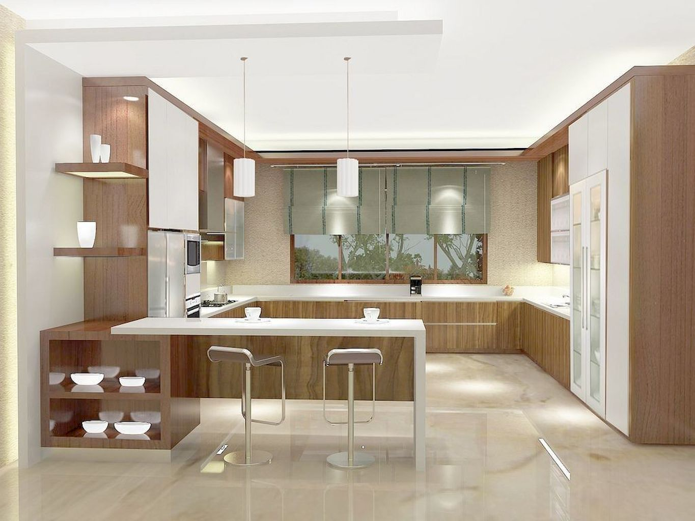 Minimalist Kitchen076