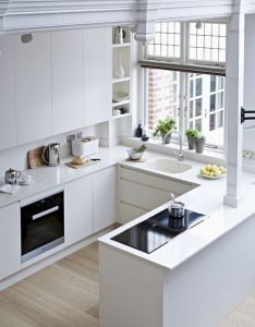 Stunning Minimalist Kitchen Decoration Ideas 41
