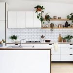 Stunning Minimalist Kitchen Decoration Ideas 54