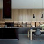 Stunning Minimalist Kitchen Decoration Ideas 55