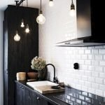 Stunning Minimalist Kitchen Decoration Ideas 58