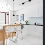 Stunning Minimalist Kitchen Decoration Ideas 72
