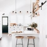 Stunning Minimalist Kitchen Decoration Ideas 81