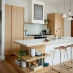Stunning Minimalist Kitchen Decoration Ideas 85