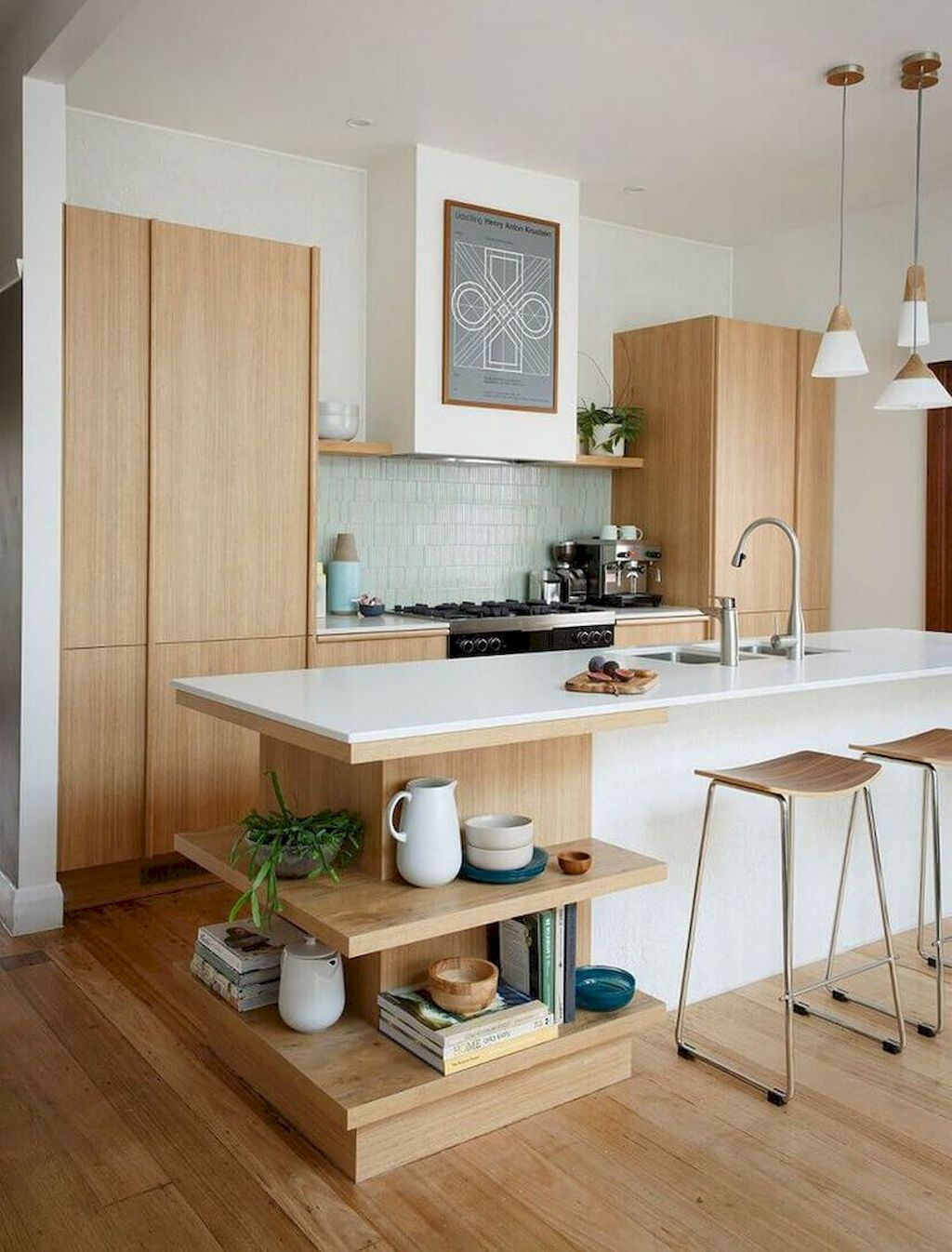 Minimalist Kitchen123