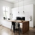 Stunning Minimalist Kitchen Decoration Ideas 93