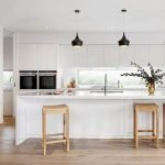 Stunning Minimalist Kitchen Decoration Ideas 136