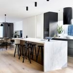 Stunning Minimalist Kitchen Decoration Ideas 145