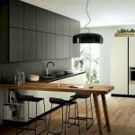 Stunning Minimalist Kitchen Decoration Ideas 149