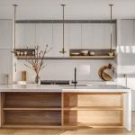 Stunning Minimalist Kitchen Decoration Ideas 165