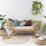 100++ Rattan Furniture to Make Your Classy Room 12