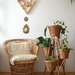 100++ Rattan Furniture to Make Your Classy Room 31