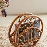 100++ Rattan Furniture to Make Your Classy Room 67