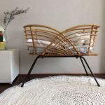 100++ Rattan Furniture to Make Your Classy Room 107