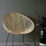 100++ Rattan Furniture to Make Your Classy Room 115