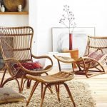 100++ Rattan Furniture to Make Your Classy Room 130