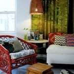 100++ Rattan Furniture to Make Your Classy Room 149