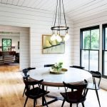 Round Dining Room Tables Decoration Ideas 8