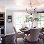 Round Dining Room Tables Decoration Ideas 30