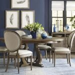 Round Dining Room Tables Decoration Ideas 33