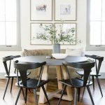 Round Dining Room Tables Decoration Ideas 42
