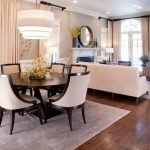 Round Dining Room Tables Decoration Ideas 44