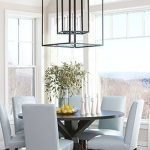 Round Dining Room Tables Decoration Ideas 58