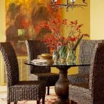 Round Dining Room Tables Decoration Ideas 60