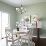 Round Dining Room Tables Decoration Ideas 65
