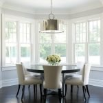Round Dining Room Tables Decoration Ideas 67