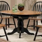 Round Dining Room Tables Decoration Ideas 87