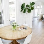 Round Dining Room Tables Decoration Ideas 99