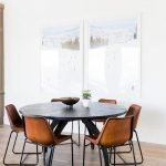 Round Dining Room Tables Decoration Ideas 101